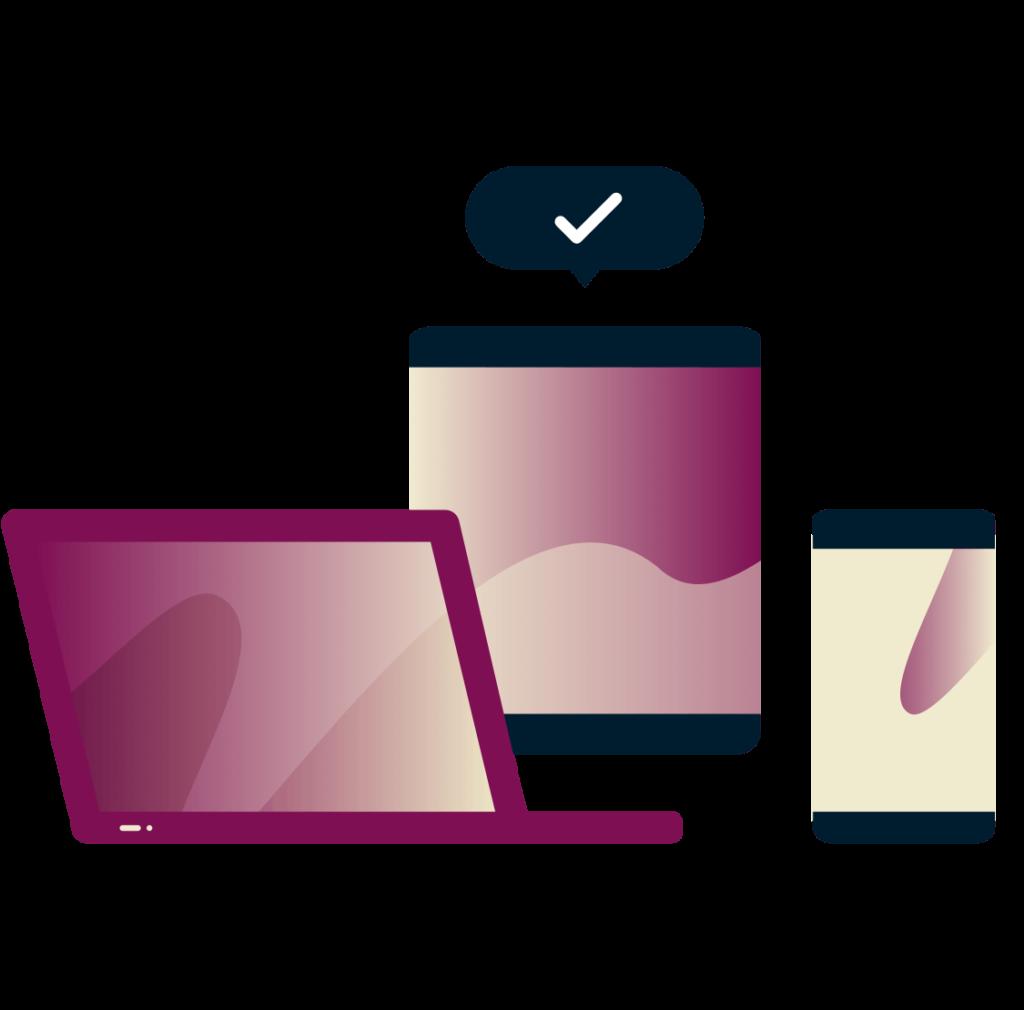 ExpressVPN基本全平台覆盖,界面也统一,无论是手机端、电脑端都几乎一个样,用户界面十分友好。